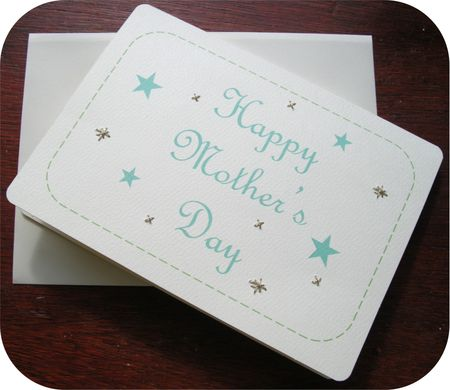 Mother's Card 1