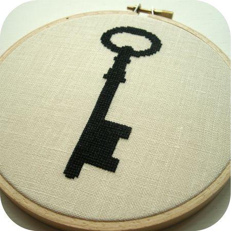 Key No. 3 2