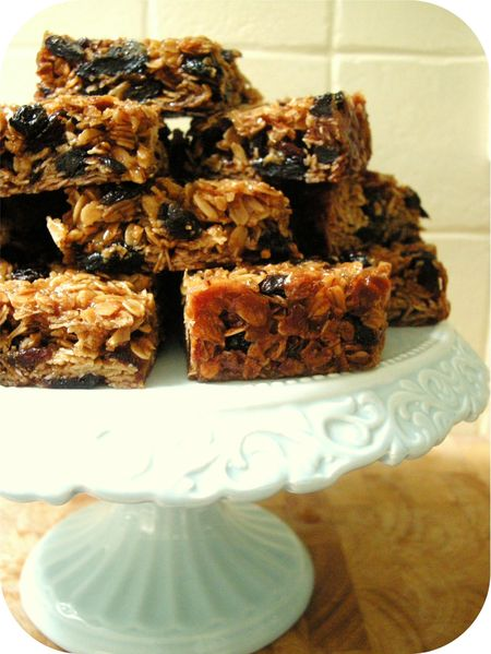 Perfect Fruit Flapjacks