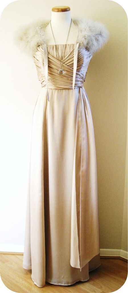 Bridesmaid Dress 2.2