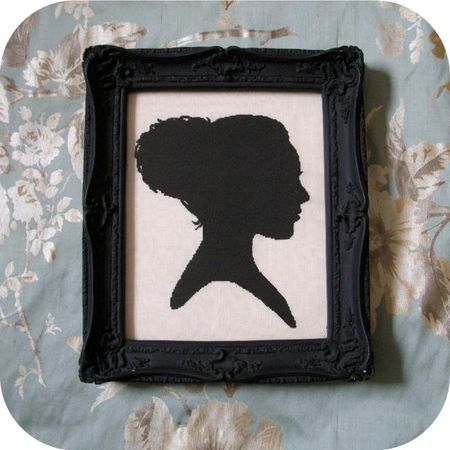 Cameo Frame rounded edge