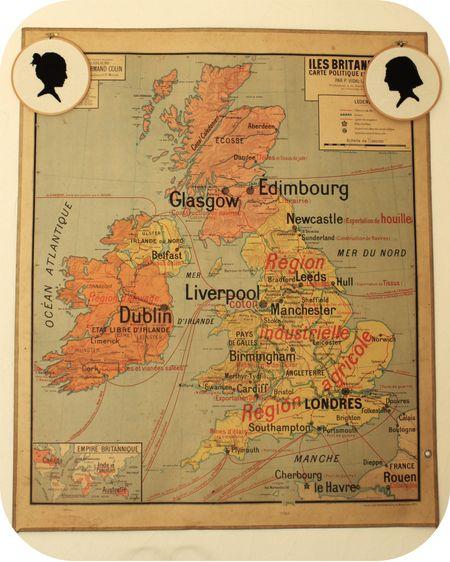 Dani & Ben Map
