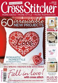 Cross Stitcher February 2012 Issue 249