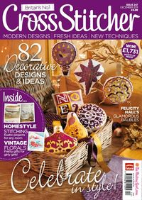 Cross Stitcher December 2011 Issue 247