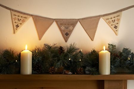 Bunting Lightened