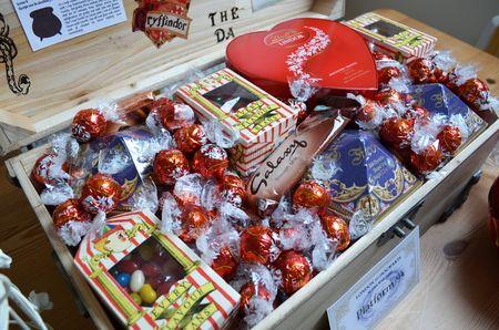 Harry Potter Valentines Chocolates