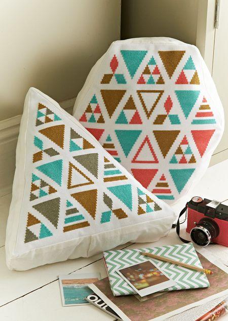 Tessellate Cushions 1