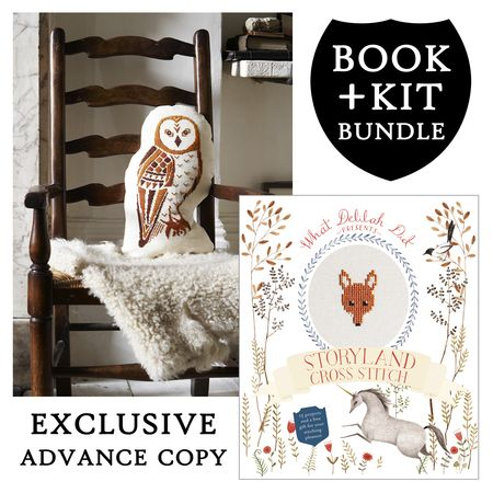 Owl Book & Kit Bundle