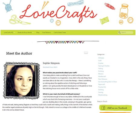 LoveCrafts Interview