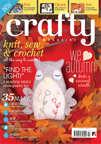 Crafty Mag Cover