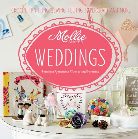 Mollie Makes Weddings Cover