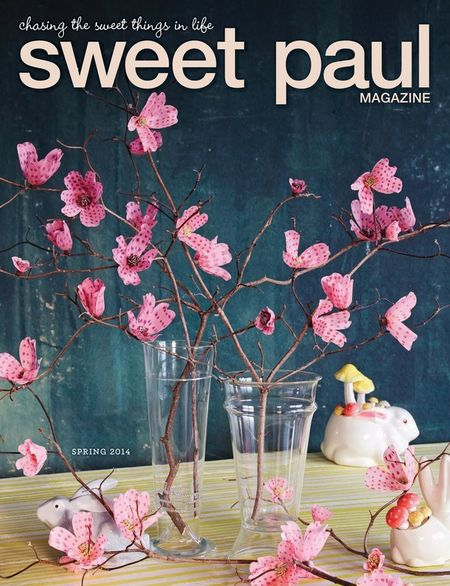 Sweet Paul Spring 2014 - Cover