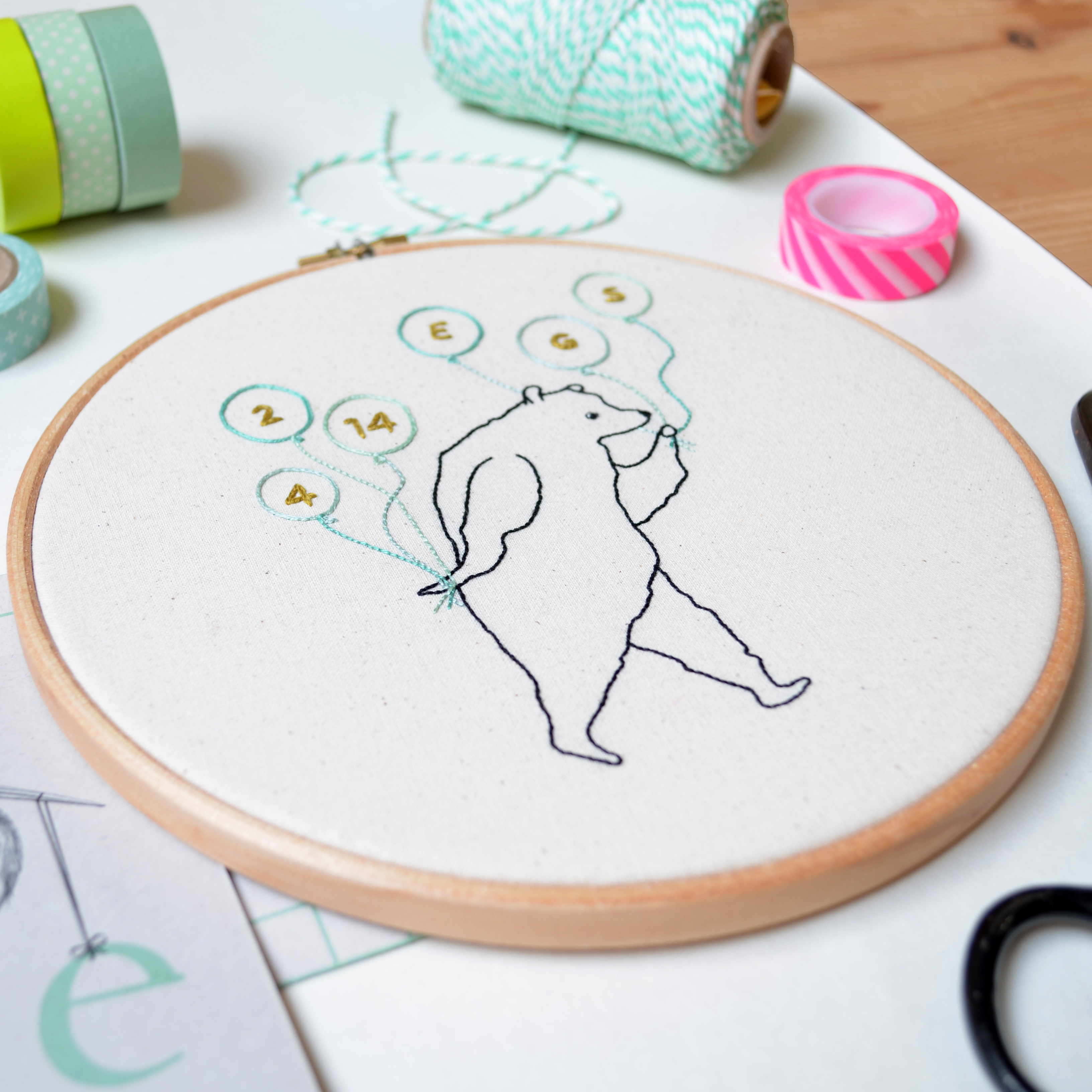 What Delilah Did Embroidery
