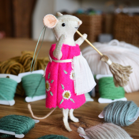 Cindermouse Pink Kit 2016 - What Delilah Did