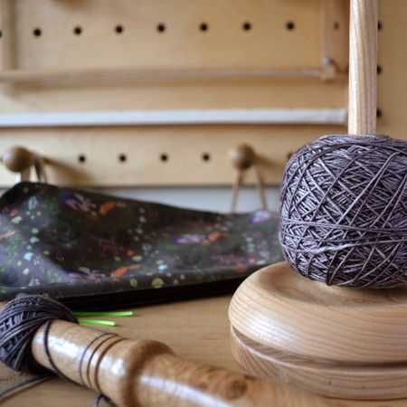 Little Skein Kit - Ball Winding 2