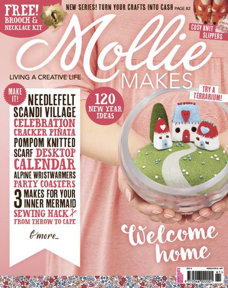 Mollie-Makes-issue-61