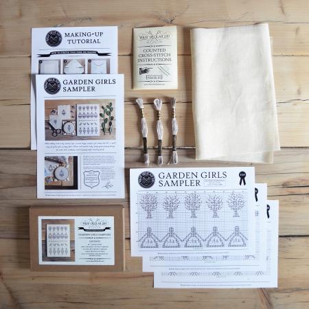 Garden Girls Kit Contents 1500px